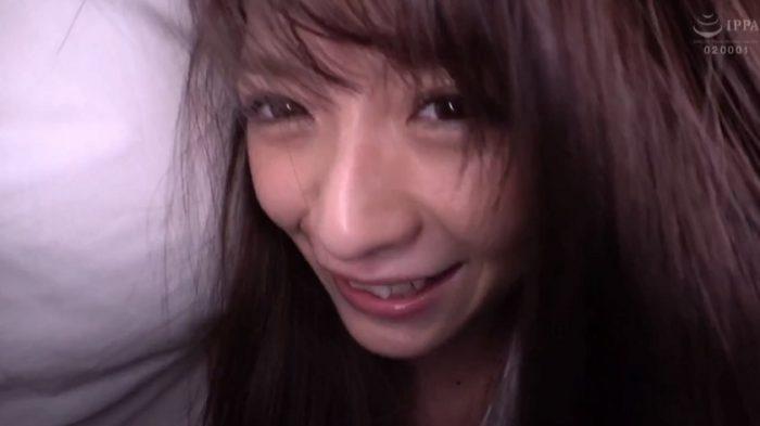 池田エライザ似のAV女優 野々浦暖